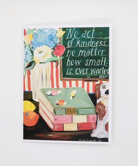 Carpe Diem - CD Act of Kindness Card
