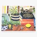 Carpe Diem - CD Vintage Typewriters Card