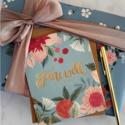 Bespoke Letterpress - BL Folk Farewell Card