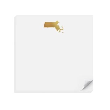 Inclosed Letterpress Co. Massachusetts Charmpad