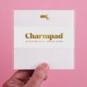 Inclosed Letterpress Co. - ICL Massachusetts Charmpad