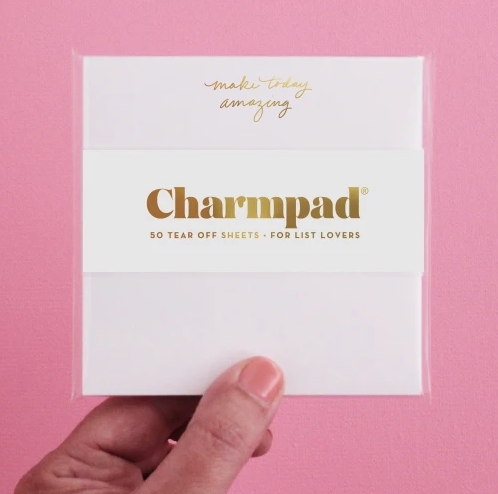 Inclosed Letterpress Co. - ICL Make Today Amazing Charmpad