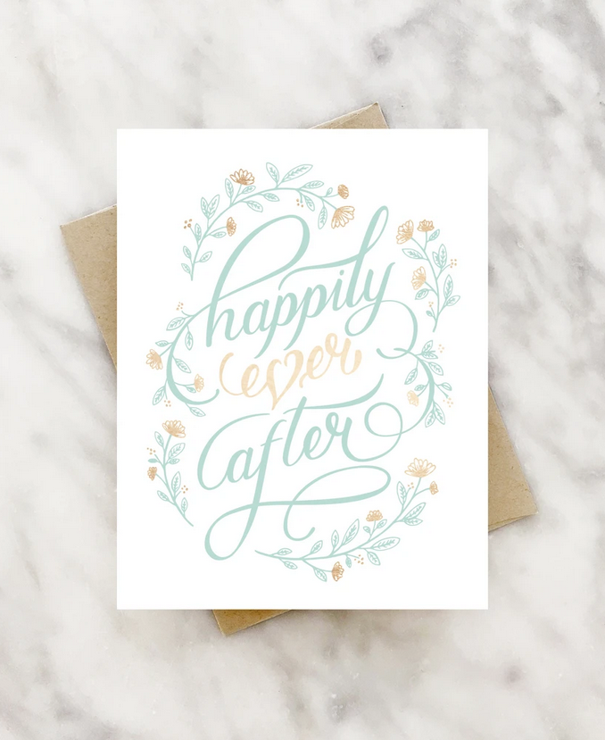 2021 Co. - 2021 Happily Ever After Card