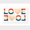 2021 Co. - 2021 Love is Love Sticker
