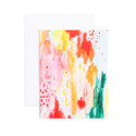 Evergreen Summer - ES Watercolor Blank Card (Caitlin Card)