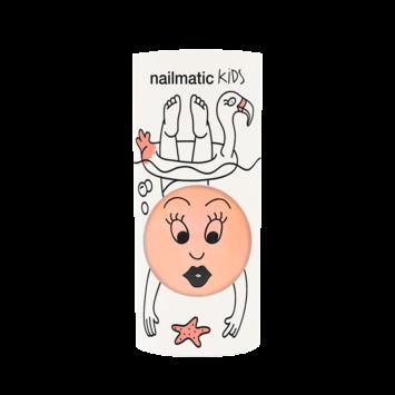 Nailmatic - NAI Kids Flamingo Neon Coral Nail Polish