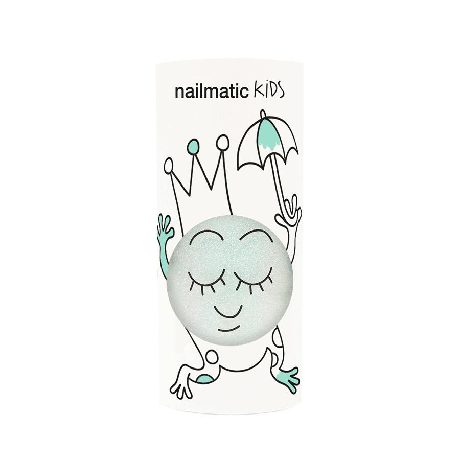 Nailmatic - NAI Kids Aldo Green Pearly Nail Polish