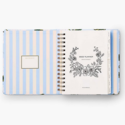 Rifle Paper Co - RP Rifle Paper Co 2022 Hydrangea Covered Spiral 17 Month Planner