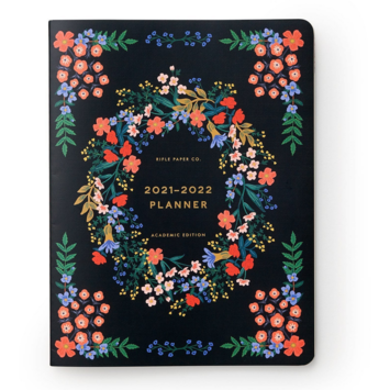Rifle Paper Co - RP Rifle Paper Co 2022 Luxembourg Academic Appointment Monthly Planner