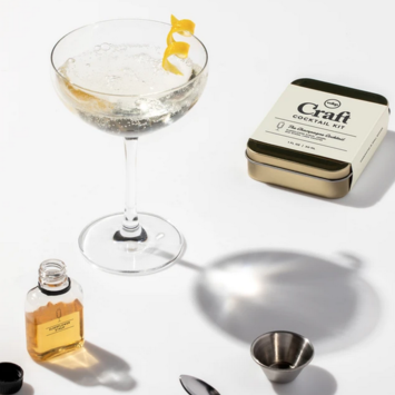 W&P Design - WP Champagne Craft Cocktail Kit
