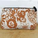 Erin Flett - ERF Erin Flett Linen Makeup Bag