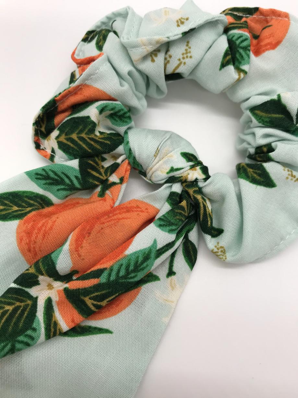 Felicity Howells - FH Rifle Paper Co Oranges Hair Scrunchie