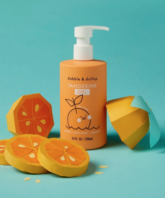 Dabble & Dollop - DD Kid's Tangerine Gel