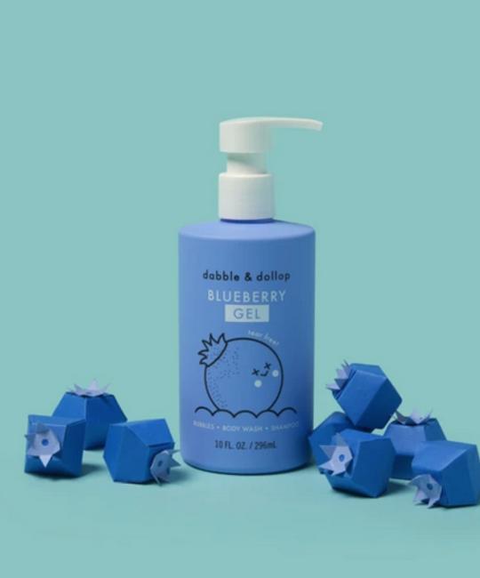 Dabble & Dollop - DD Kid's Blueberry Gel