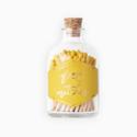 Frankie & Claude - FCL Sunshine Yellow Small Match Stick Jar (Fancy Matches)
