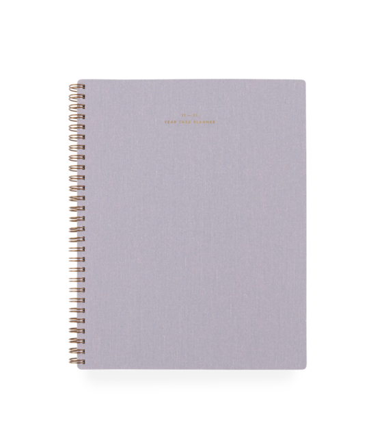 Appointed - APP Appointed 2021-2022 Academic Year Task Planner, Lavender Gray
