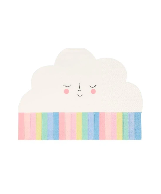 Meri Meri - MEM Rainbow Sun Napkins, Set of 20