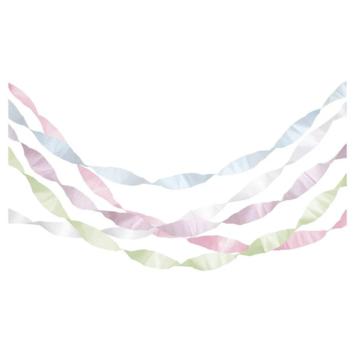 Meri Meri - MEM Pastel Crepe Paper Streamers