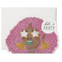 Red Cap Cards - RCC Disco Glam Party Card