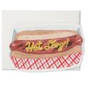 Red Cap Cards - RCC Hot Dog Blank Card