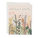 Red Cap Cards - RCC Underwater Sympathy Card