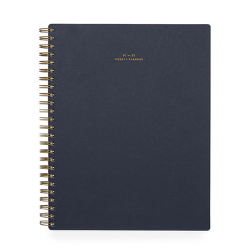 Appointed - APP Appointed 2021-2022 Weekly Planner, Oxford Blue