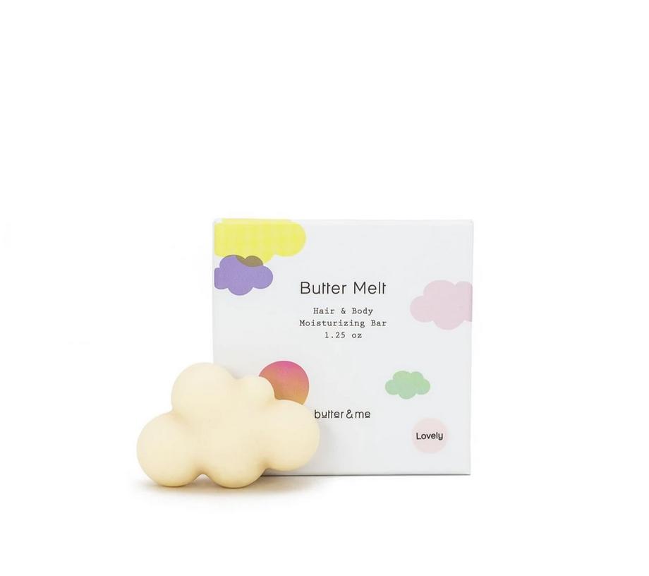 Butter & Me - BAM Happy Butter Melt Lotion Bar: Bergamot & Tumeric