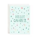 Mr. Boddington's Studio - MB Hello Camper Card