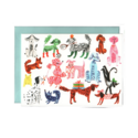 Mr. Boddington's Studio - MB Doggies Notecards, Set of 6