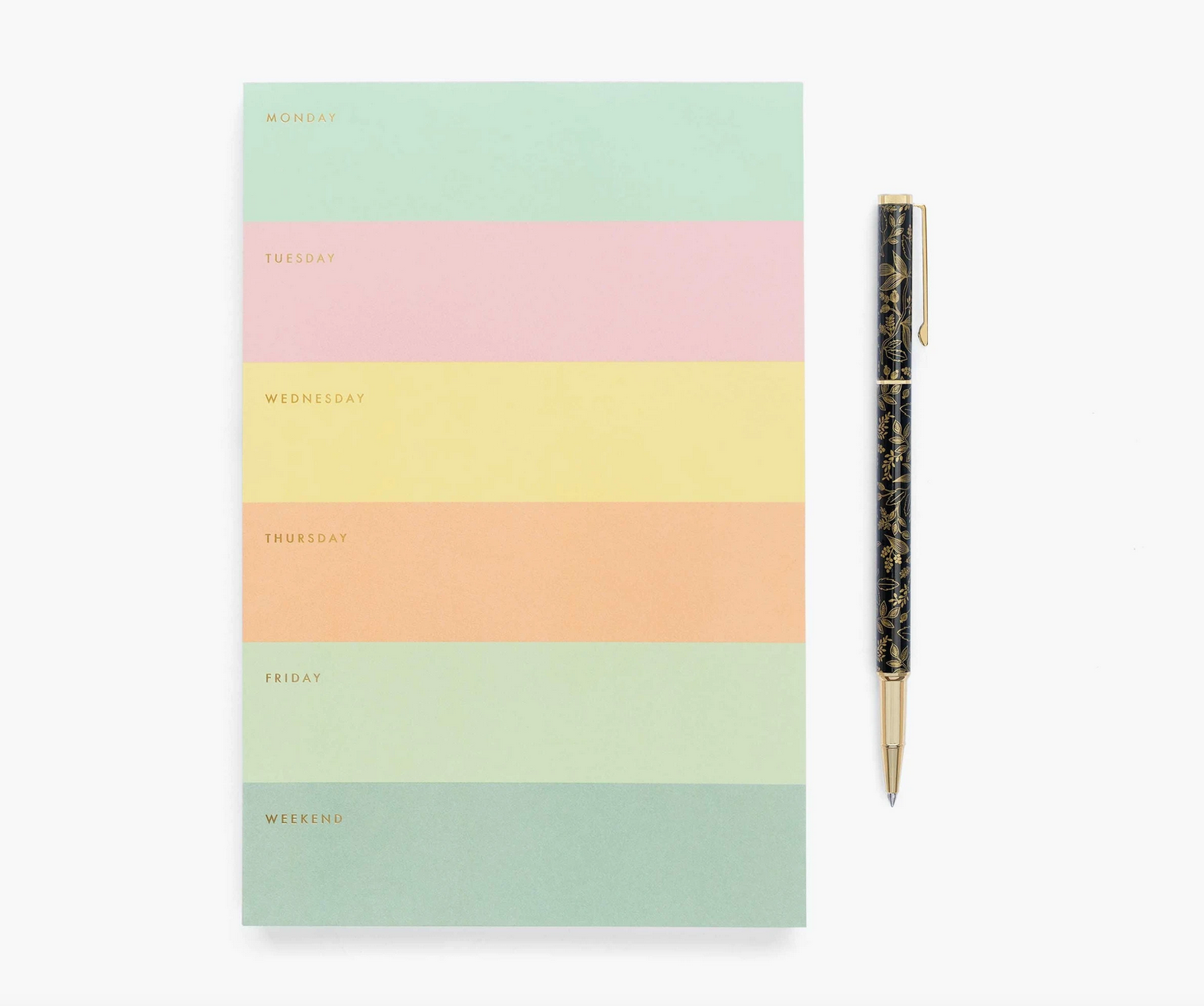 Rifle Paper Co - RP Rifle Paper Co - Color Block Memo Notepad
