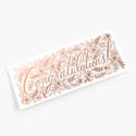 Rifle Paper Co - RP Rifle Paper Co - Champagne Floral Congrats No. 10 Card