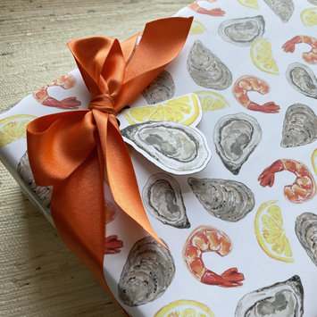 Emily Quigley Ink - EQI Oyster Die-Cut Gift Tags, Set of 10