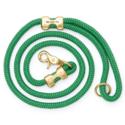 The Foggy Dog - TFD The Foggy Dog -  Grass Green Marine Rope Dog Leash, 6 ft