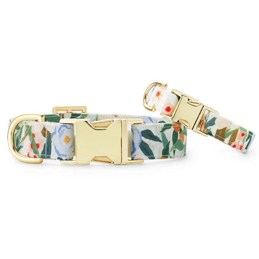 The Foggy Dog - TFD The Foggy Dog - Gathered Dog Collar,
