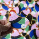 Angelope Design AD ST -  Chicken (Hen) Vinyl Sticker