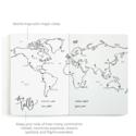 One Canoe Two Letterpress - OC OC NBMI - Travel Guided Journal