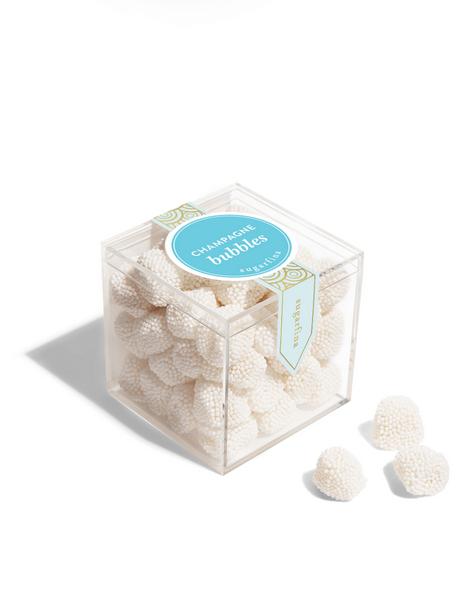 Sugarfina - SU Sugarfina Champagne Bubbles Gummies Small Cube