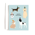 Joy Paper Co - JPC Party Dogs Birthday