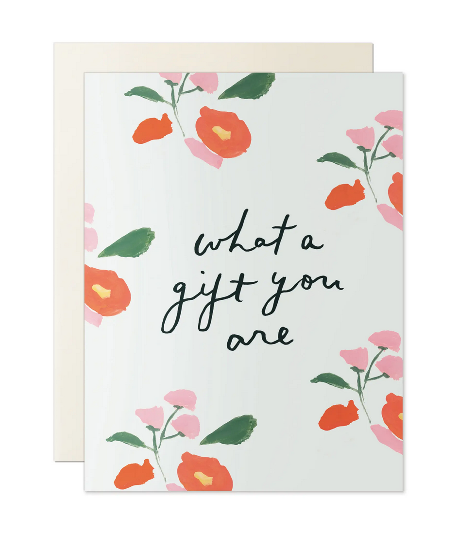 Our Heiday - OH What A Gift You Are Card