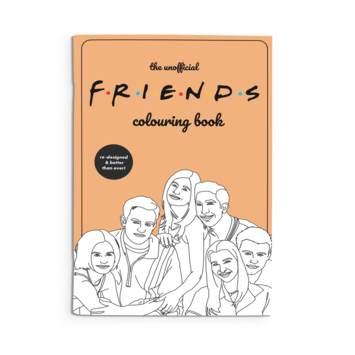 Party Mountain - PM Friends Coloring Book