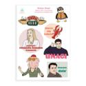 Party Mountain - PM Friends Sticker Sheet
