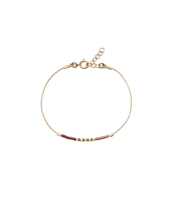Son of a Sailor - SOAS Septima Bracelet,  Rose
