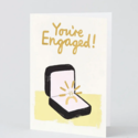 Wrap - WRP You're Engaged! Card