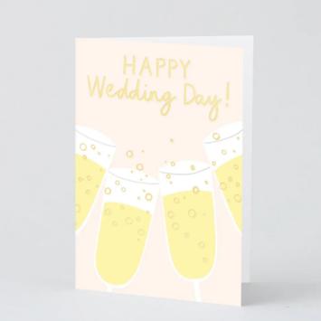 Wrap - WRP Happy Wedding Day