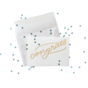 Ink Meets Paper - IMP Confetti Congrats Card (with real confetti)