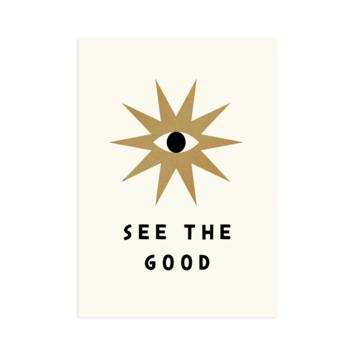 "Worthwhile Paper - WOP See The Good Print, 5x7"""