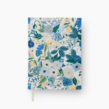 Rifle Paper Co - RP Rifle Paper Co Garden Party Blue Address Book