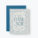 Rifle Paper Co - RP Rifle Paper Co Delft Thank You Card