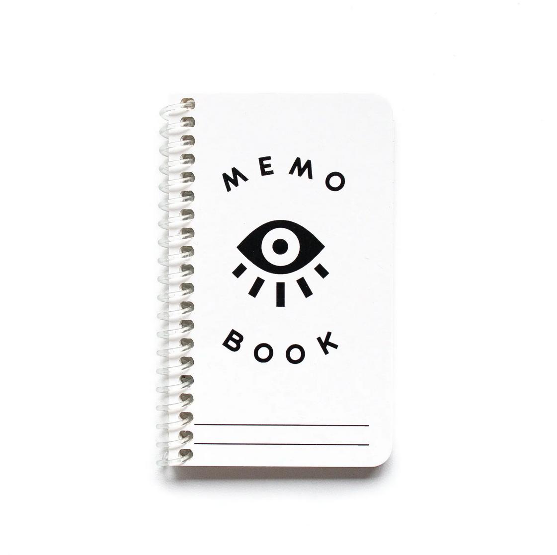 Worthwhile Paper - WOP Mini Eye Memo Book
