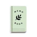 Worthwhile Paper - WOP Mini Fern Memo Book